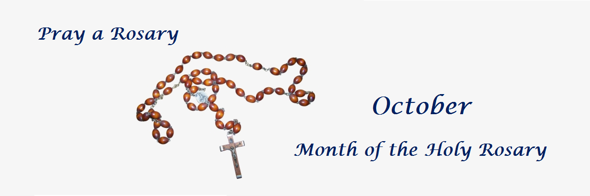 Join the Rosary Refuge Mission this October (See link below)